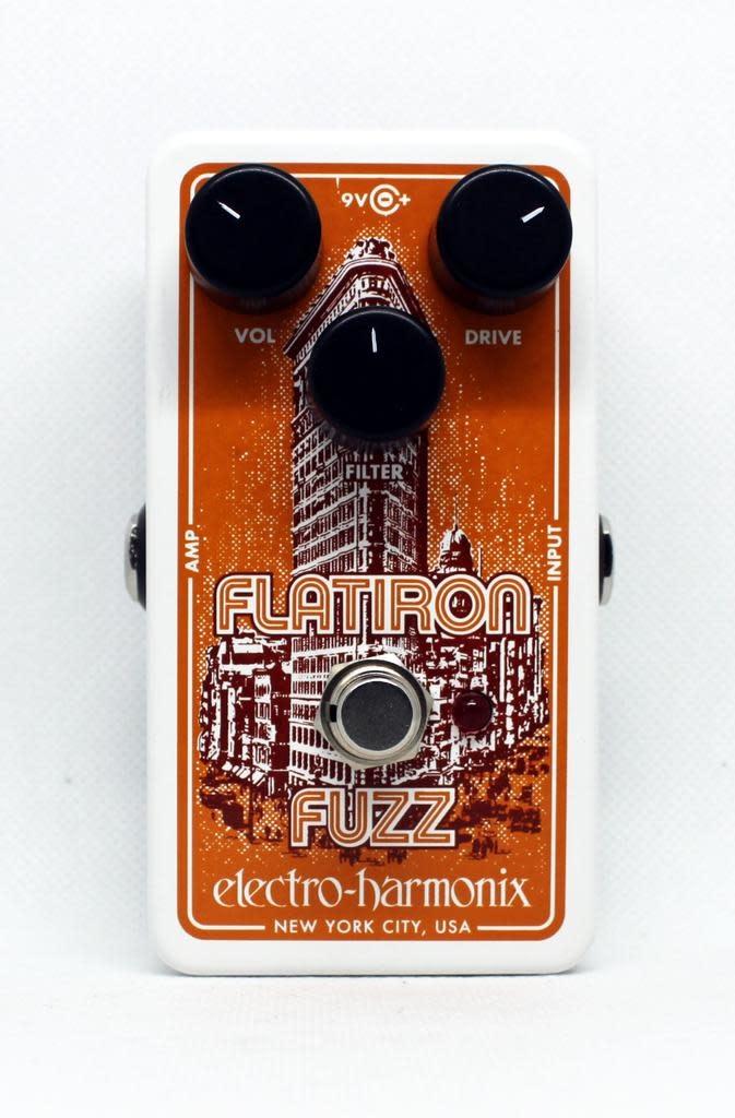 Electro-Harmonix Flatiron Fuzz//Distortion