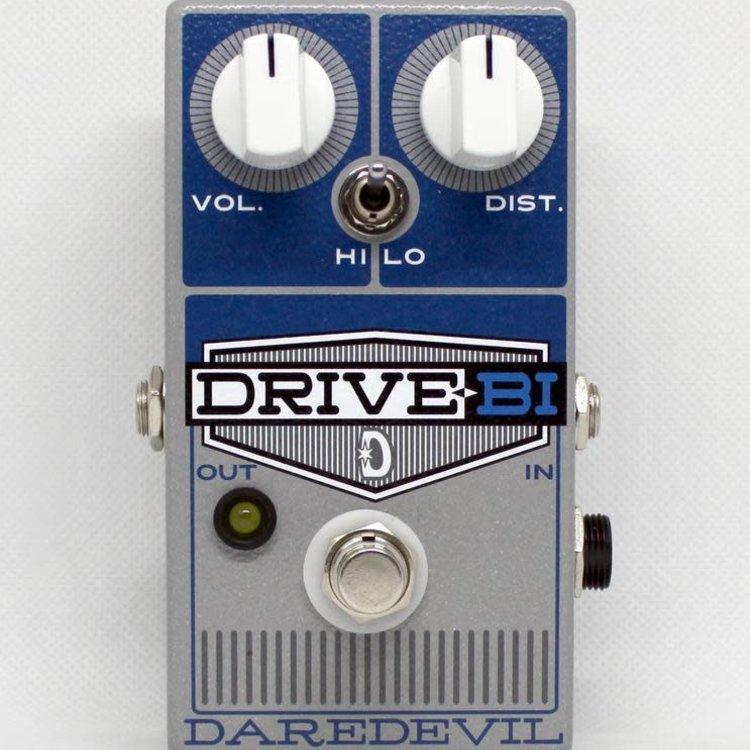 Daredevil Pedals Daredevil Drive-Bi 2 Channel Op Amp Distortion