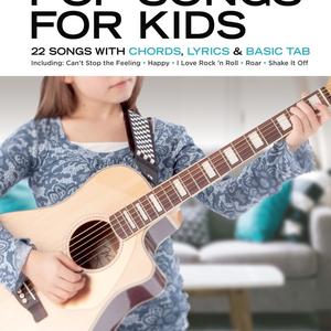 Hal Leonard Really Easy Guitar: Pop Songs For Kids