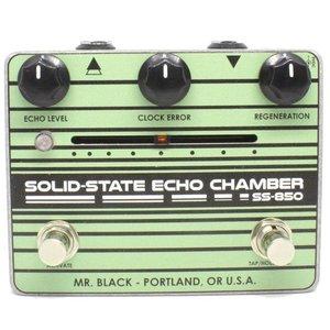 Mr. Black Pedals Mr. Black SS-850 Solid State Echo Machine