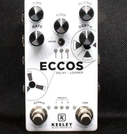 Keeley Keeley Eccos Vintage Tape Flanged Delay Pedal