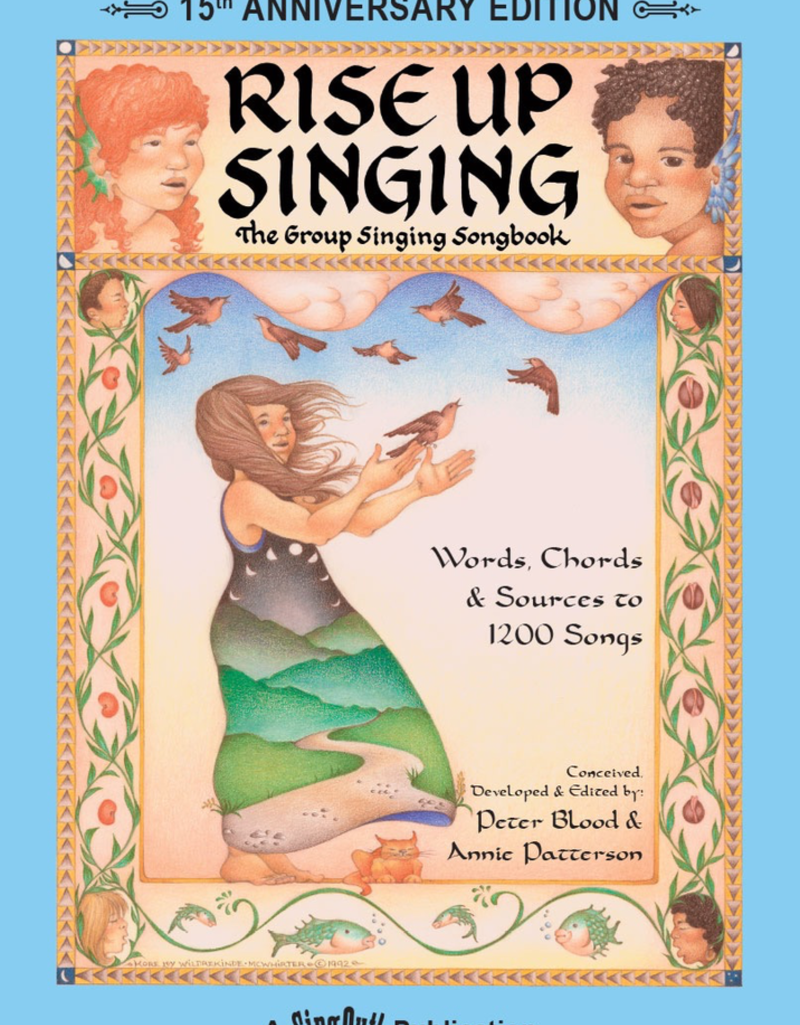 Hal Leonard Hal Leonard: Rise Up Singing — 15th Anniversary Edition
