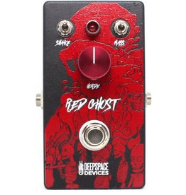Deep Space Devices Deep Space Devices Red Ghost Fuzz Pedal