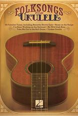 Hal Leonard Hal Leonard: Folk Songs for Ukulele