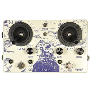 Walrus Audio Walrus Audio Janus Tremolo/Fuzz