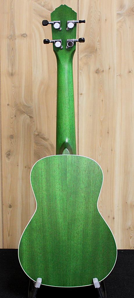Ortega Ortega RUFOREST concert, 380 mm scale, (36 mm nut), 18 frets, forest green