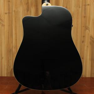 Ibanez Ibanez PF15ECEBK Acoustic Guitar in Black High Gloss