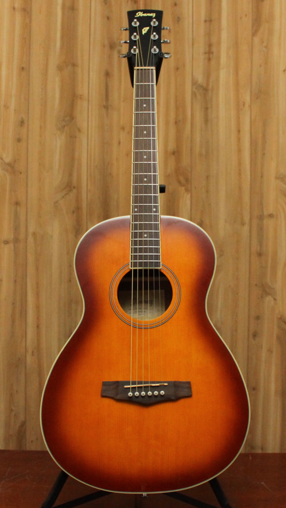 Ibanez Ibanez PN15BS Acoustic Guitar in Brown Sunburst High Gloss