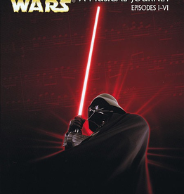 Alfred Hal Leonard Star Wars - A Musical Journey (Music from Episodes I-VI) Easy Piano Songbook