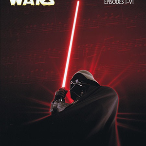 Alfred Music Hal Leonard Star Wars - A Musical Journey (Music from Episodes I-VI) Easy Piano Songbook