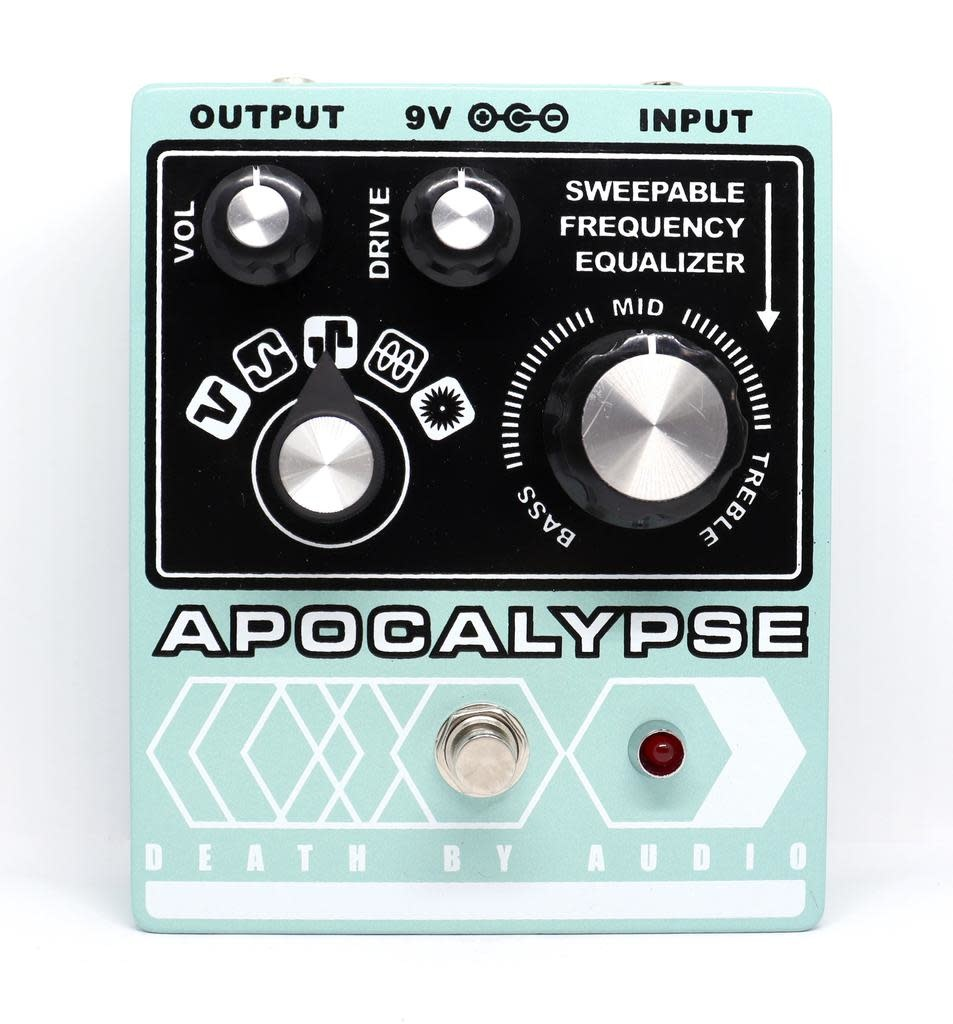 Death By Audio Death By Audio Apocalypse