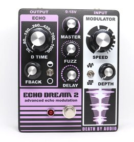 Death By Audio Death By Audio Echo Dream 2