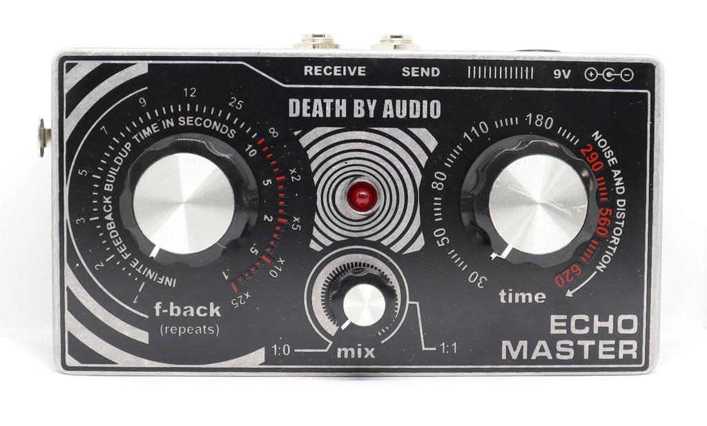 Death By Audio Death By Audio Echo Master