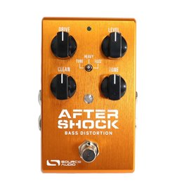 Source Audio Source Audio One Series AfterShock Bass Distortion