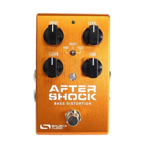 Source Audio Source Audio AfterShock Bass Distortion
