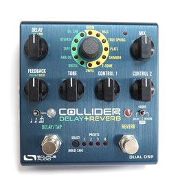 Source Audio Source Audio One Series Collider Delay Reverb