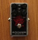 Electro-Harmonix Electro-Harmonix Bass Soul Food - Transparent Overdrive, 9.6DC-200 PSU included