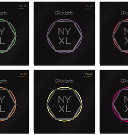 D'Addario D'Addario NY XL Electric Guitar Strings