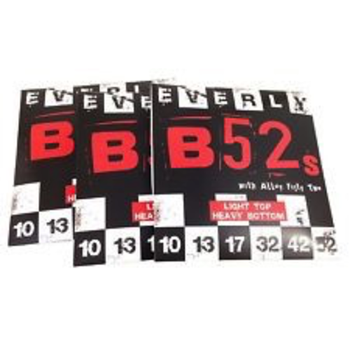Everly Everly B52s Electric Guitar Strings