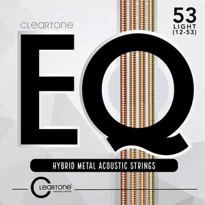 Cleartone EQ Strings – Light (12-53)