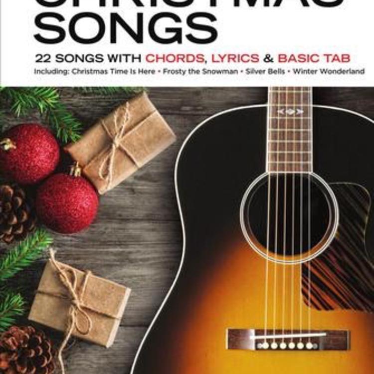 Hal Leonard Really Easy Guitar: Christmas Songs