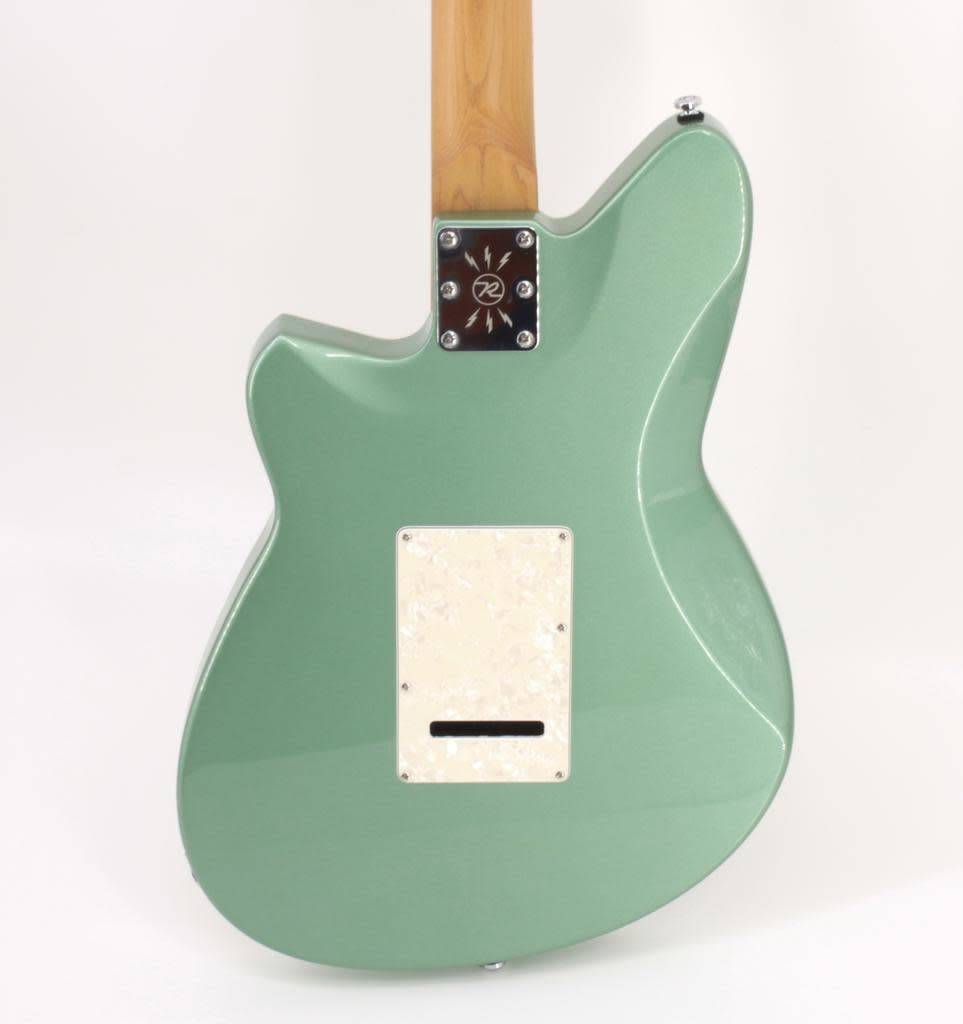 Reverend Reverend Jetstream 390 in Metallic Alpine