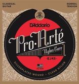 D'Addario D'Addario Pro-Arte Classical Guitar Strings Normal Tension