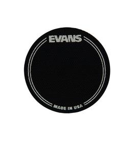 Evans Evans EQ Single Pedal Bass Drum Patch, Black Nylon