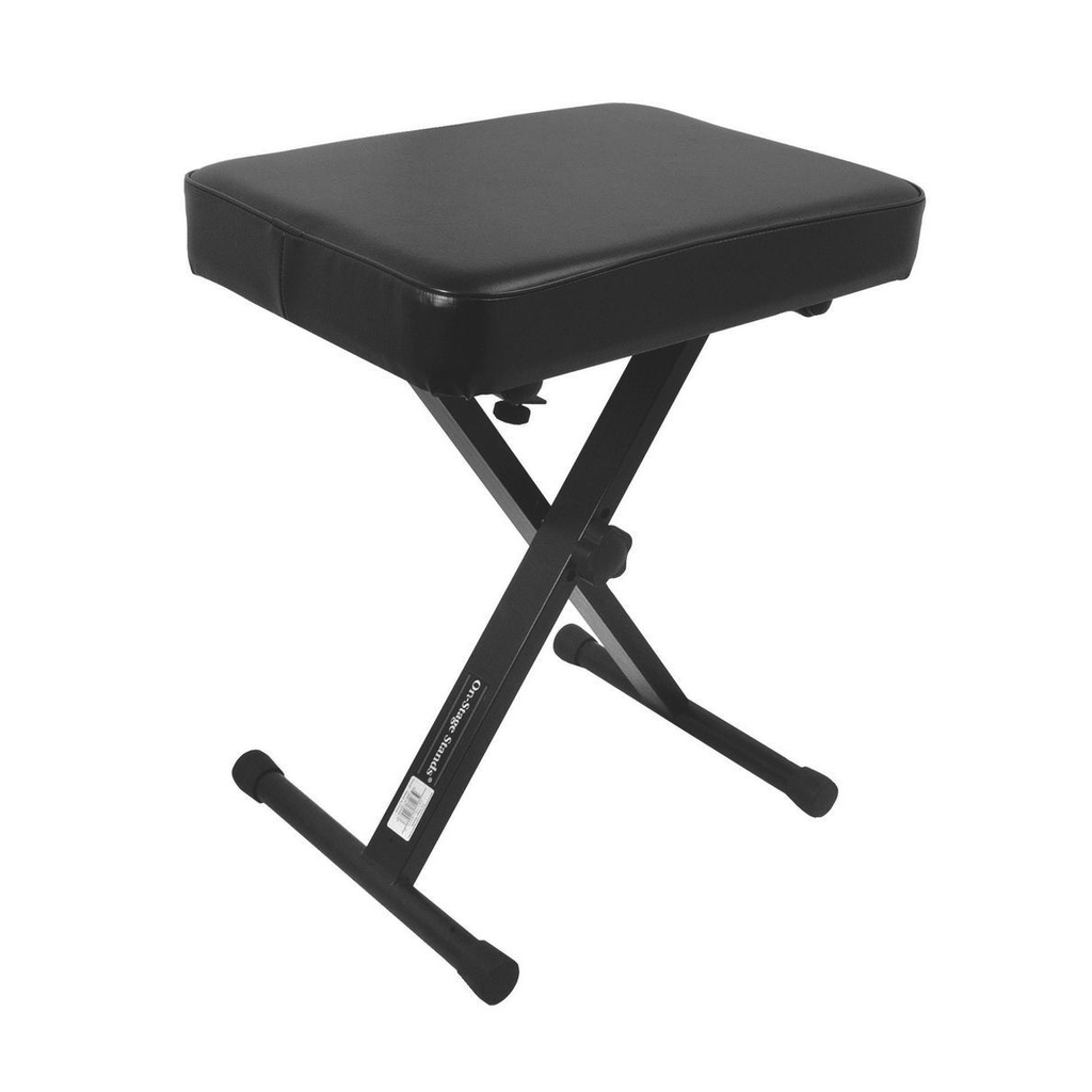 On-Stage On Stage - Three Position X-Style Bench