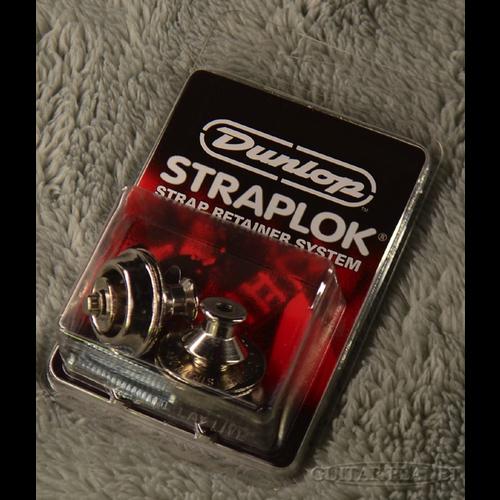 Dunlop Dunlop Straplok Original Strap Retainer System, Nickel