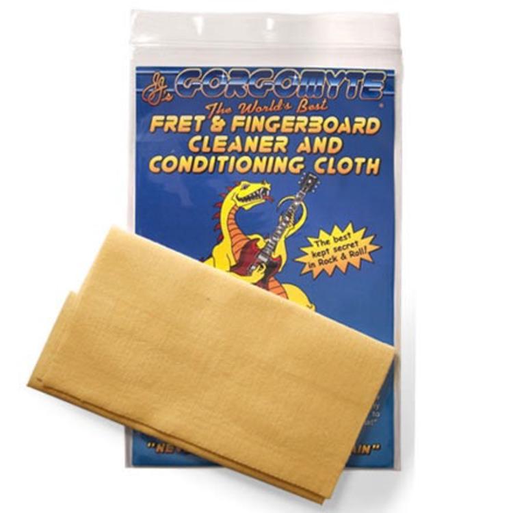 Gorgomyte Gorgomyte Fretboard Cleaning Cloth! B's Music's favorite!