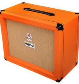 Orange Orange 1X12 Closed-back cab loaded with Celestion Vintage 30 -  16 ohm, 60 watts