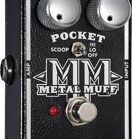 Electro-Harmonix Electro-Harmonix Pocket Metal Muff Distortion Effect Pedal