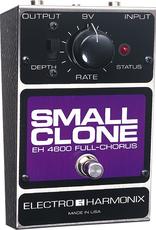 Electro-Harmonix Electro-Harmonix Small Clone - Analog Chorus Battery included, 9DC-100 PSU optional