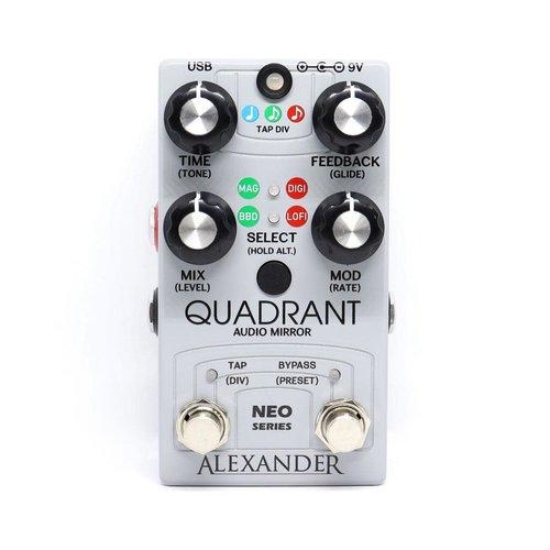 Alexander Alexander Neo Series Quadrant Audio Mirror