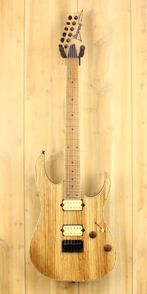 Ibanez Ibanez RGEW521MZWNTF 6str Electric Guitar - Natural Flat