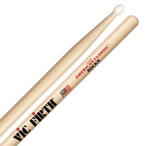 Vic Firth Vic Firth American Classic RockN — Nylon Tip
