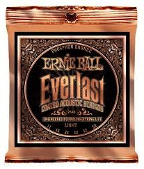 Ernie Ball Ernie Ball Everlast Coated Acoustic Strings 11-52