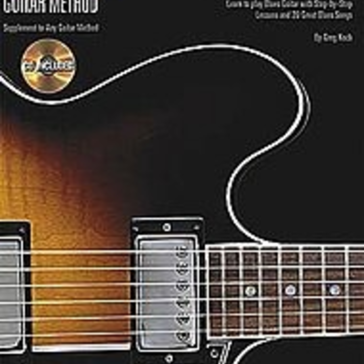 Hal Leonard Hal Leonard Guitar Method - Blues Guitar