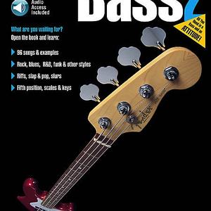 Hal Leonard Hal Leonard FastTrack Bass Method- Book 2