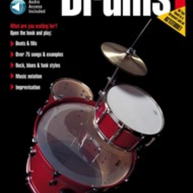 Hal Leonard Hal Leonard FastTrack Drum Method - Book 1