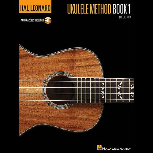 Hal Leonard Hal Leonard Ukulele Method Book