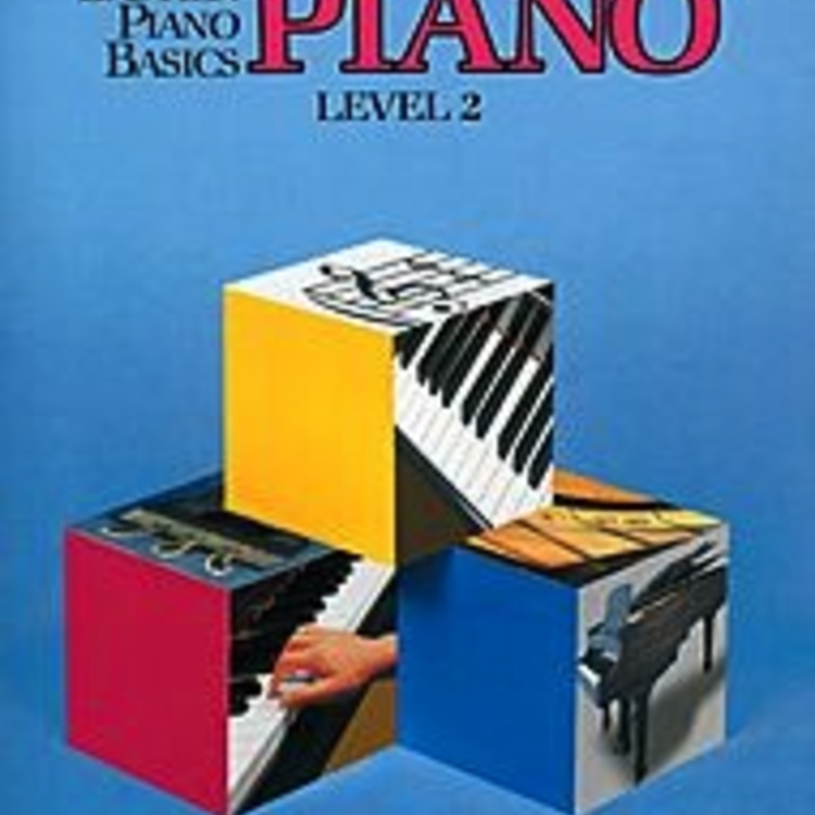 Bastien Bastien Piano Basics, Level 2, Piano
