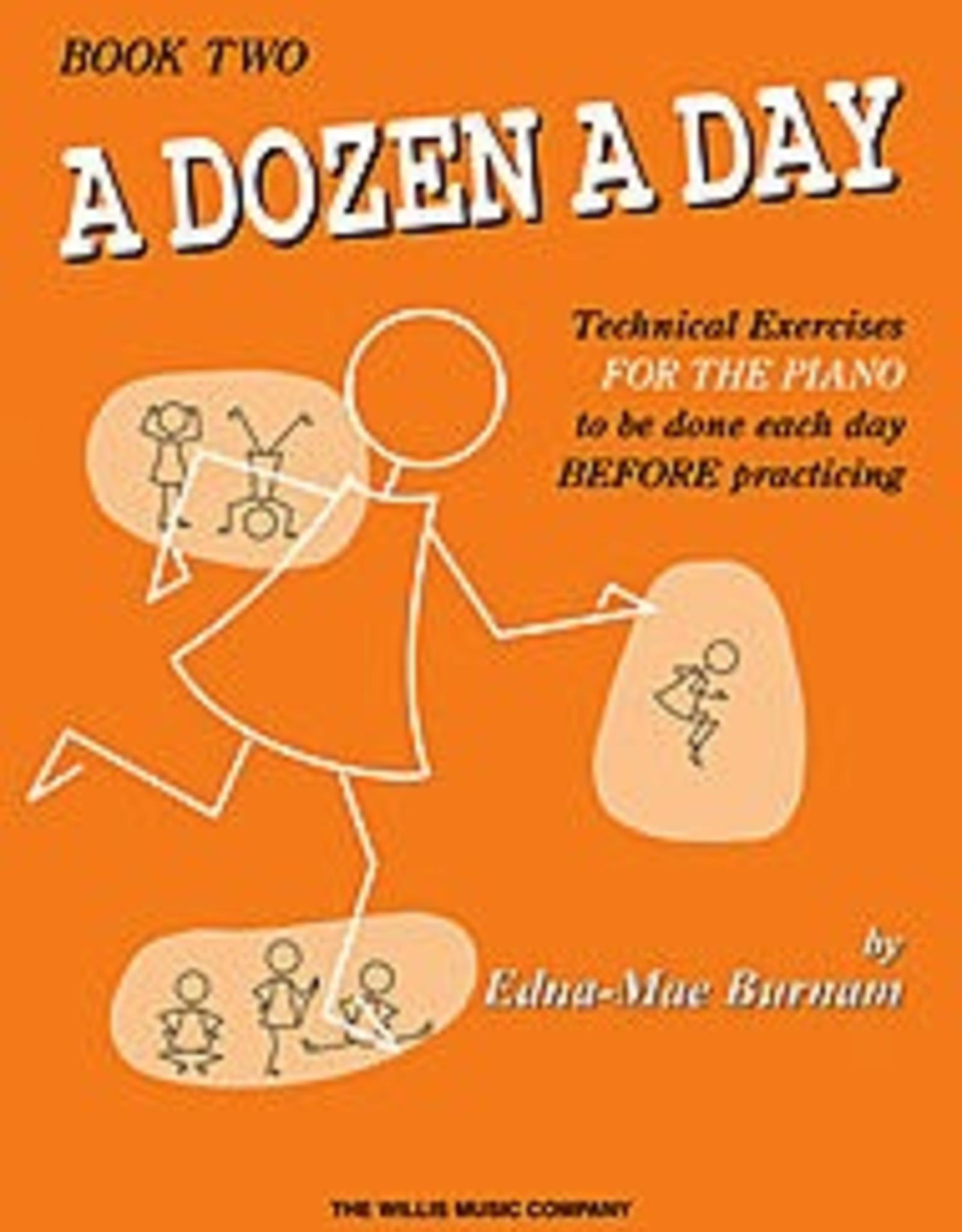 Hal Leonard Hal Leonard A Dozen A Day - Piano Book Two