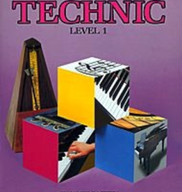 Bastien Bastien Piano Basics, Level 1, Technic
