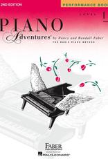Hal Leonard Hal Leonard Piano Adventures Level 1 - Performance Book