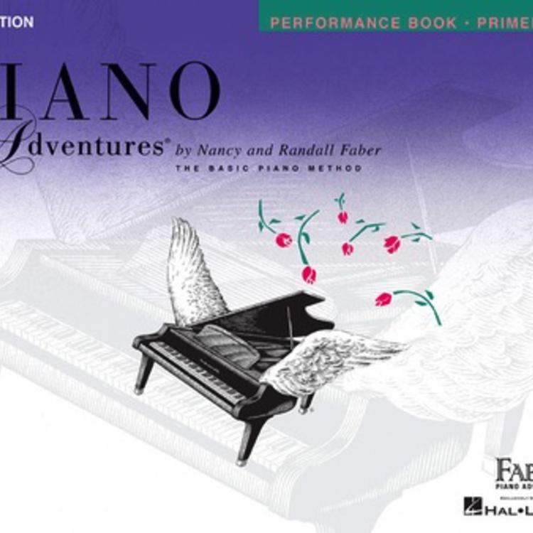 Hal Leonard Hal Leonard Faber Piano Adventures Primer Level - Performance Book