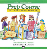 Alfred Publishing Alfred's Basic Piano Prep Course Notespeller -Book C