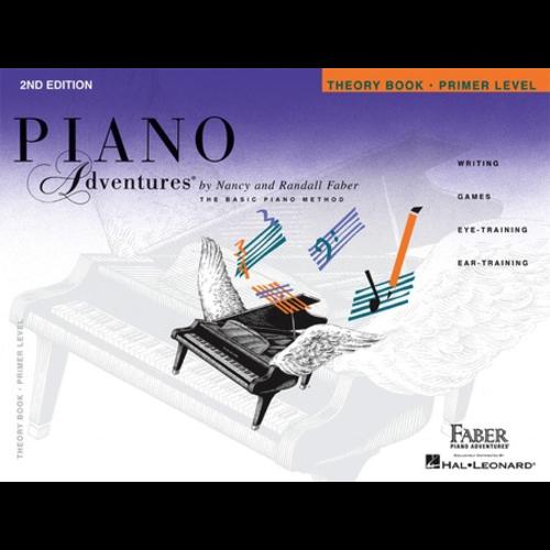 Hal Leonard Hal Leonard Faber Piano Adventures Primer Level - Theory Book