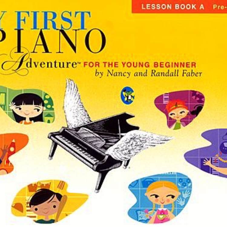 Hal Leonard Hal Leonard My First Piano Adventure, Lesson Book A